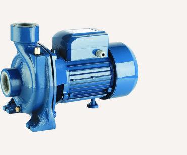 Pompe submersible ou de transfert de l'eau